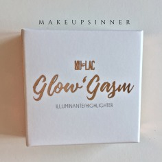 packaging mulac glow'gasm