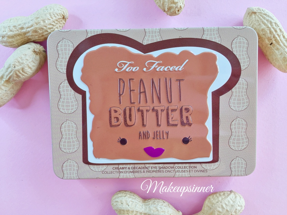 Too Faced sins...Peanut Butter & Jelly palette.jpeg