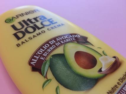 ultra dolce balsamo avocado karitè