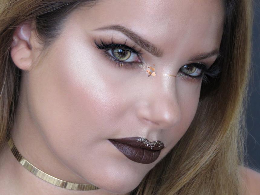 CARAMEL BROWN Desío lenti|makeupsinner.JPG