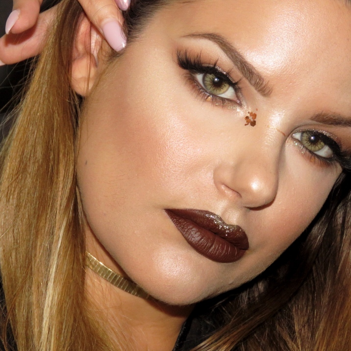 makeupsinner look autunno