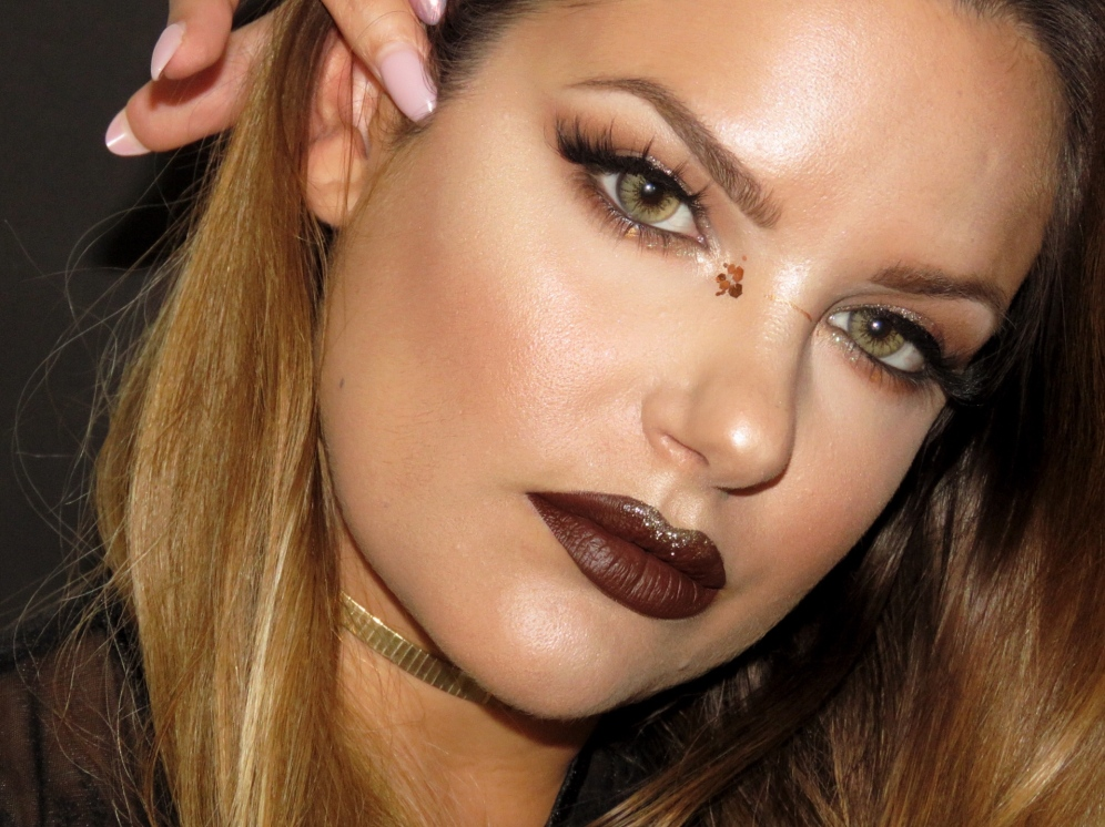 makeupsinner look autunno