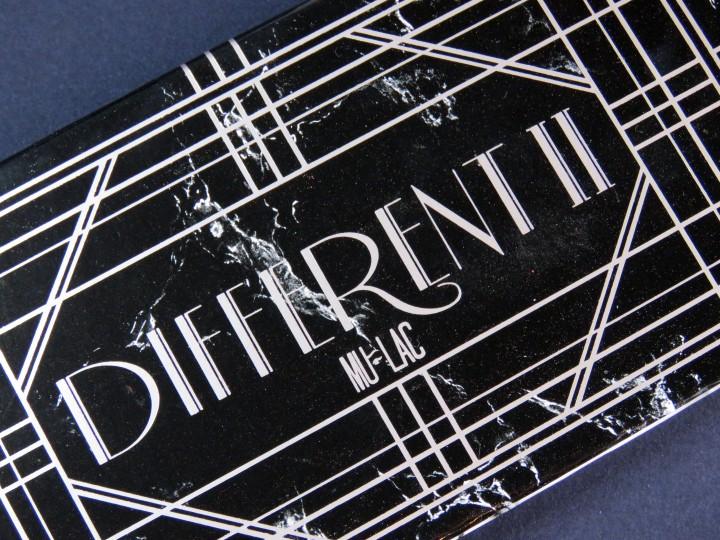DIFFERENT II MULAC – LA SECONDA PALETTE DELBRAND