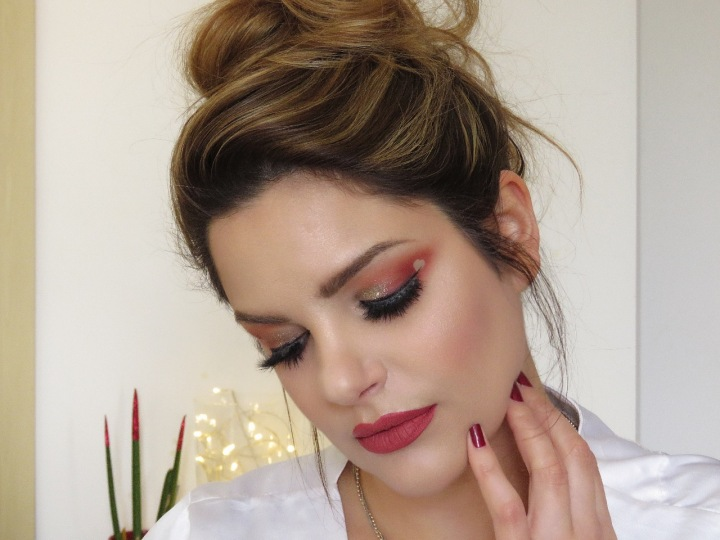 3 EASY VALENTINE'S DAY MAKEUP LOOK |third GIRLY ANDROMANTIC
