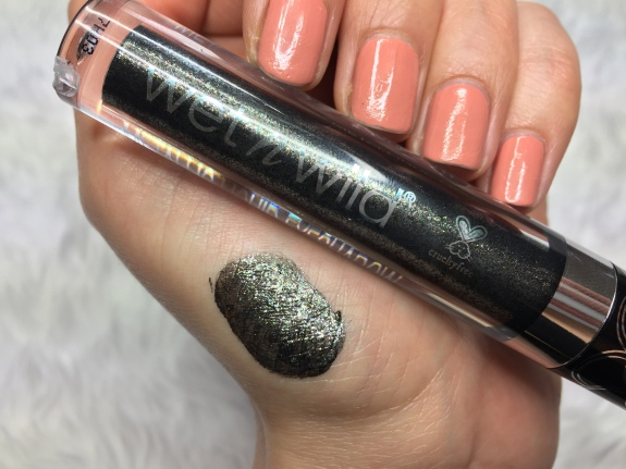 WET'N'WILD COLOR ICON METALLIC LIQUID EYESHADOW