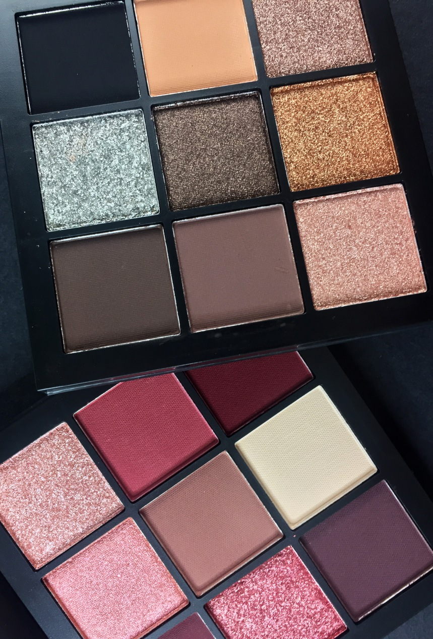 hudabeauty obsessions palette review