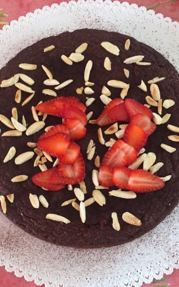 torta compleanno al cioccolato.JPG