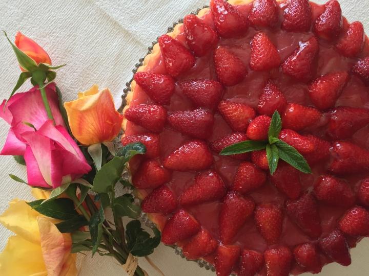 torta di compleanno fragole.JPG
