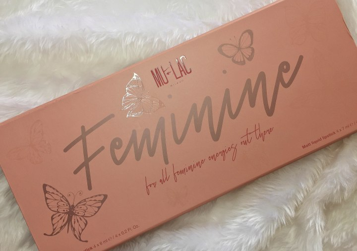feminine collection mulac recensione.JPG