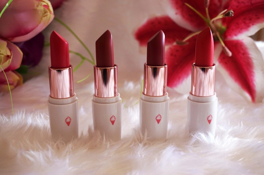 CREAMY LOVE LIPSTICKS