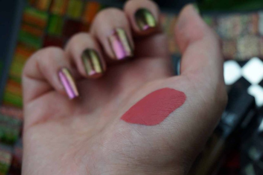 hippie coral mulac makeupsinner