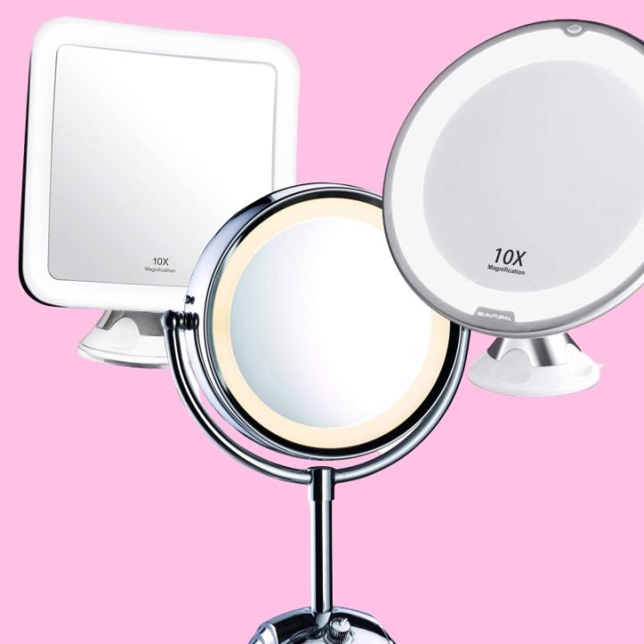 Specchio Ingranditore con luce: le 6 migliori offerte suAmazon