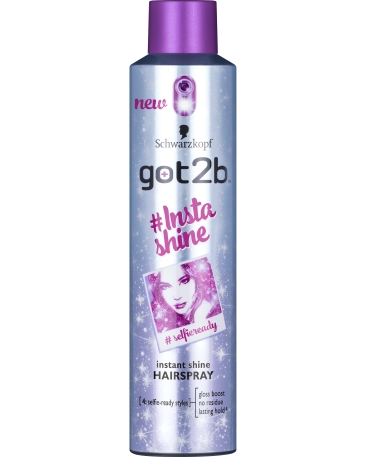Schwarzkopf Got2b #Insta Shine Hairspray