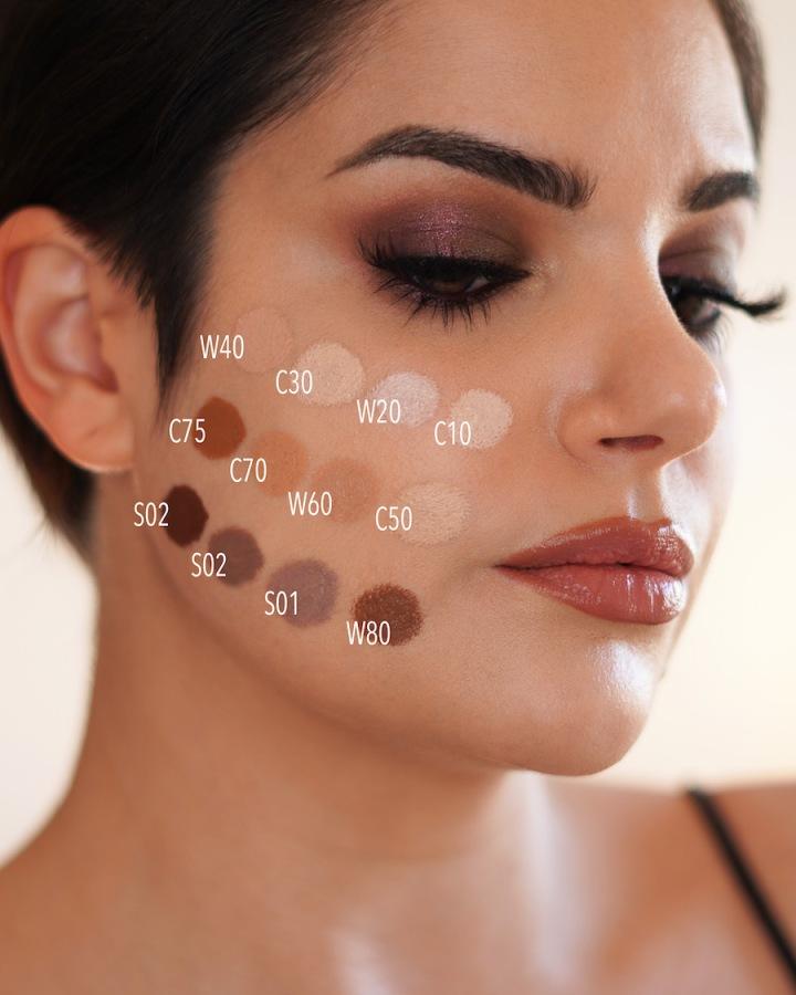 one stroke mesauda makeupsinner